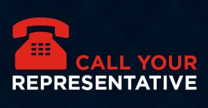 call your representative